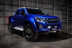 isuzu d max arctic trucks at35 safir limited edition is