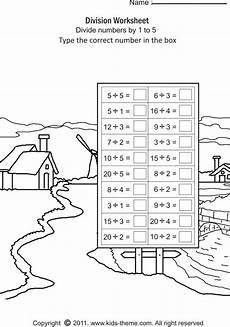 division tables worksheets 6384 divide numbers by 1 to 5 atividades educativo alfabetiza 231 227 o