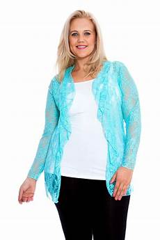 sleeve lace cardigan new womens plus size cardigan floral lace sleeve