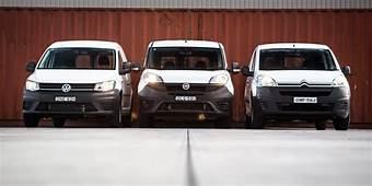 Citroen Berlingo V Fiat Doblo Volkswagen Caddy