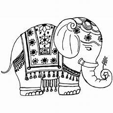 elephant line cliparts co