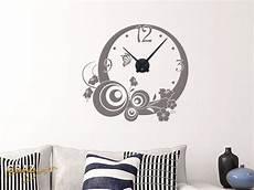 uhr wohnzimmer d 233 tails sur mural horloge avec mouvement d horlogerie