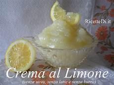 crema al limone di benedetta rossi senza uova crema al limone senza uova ricettedi it