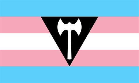 Labrys Flag