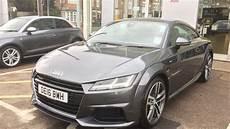 2016 Audi Tt S Line Car Review
