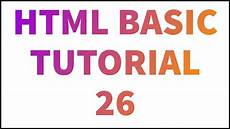 html html tutorial 26 number input youtube