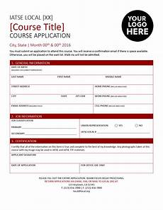 course templates iatse entertainment and exhibition industries training trust fund