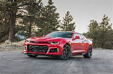 2017 Chevrolet Camaro Zl1 Test Review Motor Trend