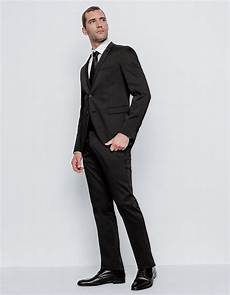 costume noir homme costume homme regular noir