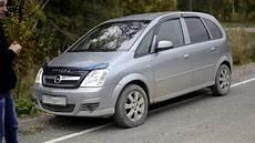 обзор Opel Meriva 2007 1 3 Cdti