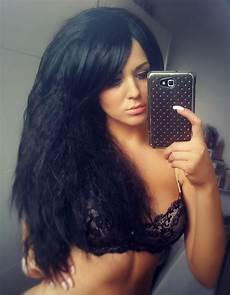 lange schwarze haare nancynancy black hair