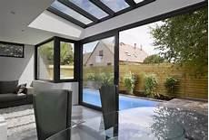 modele de veranda contemporaine veranda contemporaine toit plat yl22 jornalagora