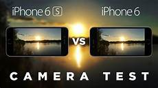 iphone 6s vs iphone 6 test comparison