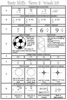 95 best school maths worksheets images pinterest decimal improper fractions and math