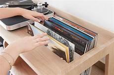 meuble rangement pour disque vinyle port 233 e le sur mesure du meuble pour les platines vinyles