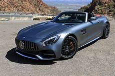 2018 Mercedes Amg Gt C Roadster Drive Digital Trends