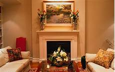 small living room with fireplace zion star