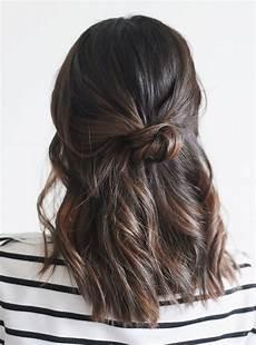 60 easy updos for medium hair november 2019