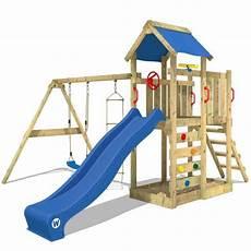 aire de jeux avec toboggan wickey balan 231 oire portique enfant aire de jeux multiflyer 2 agr 232 s achat vente