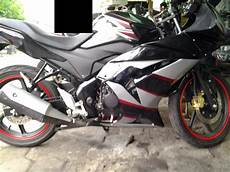 Striping R Modif by Modifikasi Striping Cb150r Putih Thecitycyclist