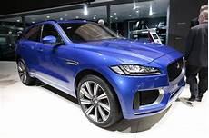 Jaguar Un Petit Suv E Pace Et Un F Pace Svr En Approche