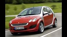 Kleinwagen Mit Viel Leistung - smart forfour cdi kleiner diesel mit gro 223 er leistung