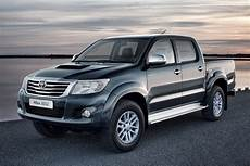 New Toyota Hilux New Design And More Power