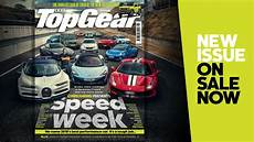welcome to top gear s speed week 2018 top gear