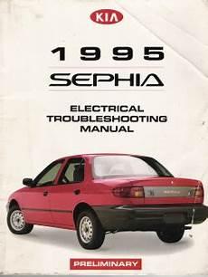 manual repair free 1995 kia sephia parking system 1995 kia sephia factory electrical troubleshooting manual preliminary