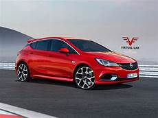 Opel Astra Turbo 2017 - 2017 opel astra opc gets rendered proves hatches are
