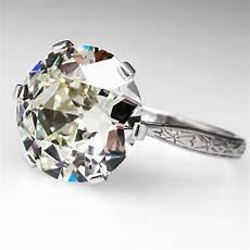 a worthy 5 carat diamond engagement ring