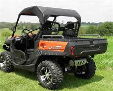 soft top for cfmoto uforce 500 800 side by side stuff