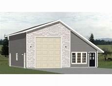 house plans with rv garage 34x42 1 rv garage 1 bedroom 1 bath 1 400 sq ft