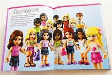 heartlake times book review lego friends character