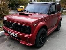 Lada Niva Tuning Wroom Cars
