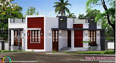 small house in kerala in 640 square feet 640 sq ft small budget modern home kerala home design