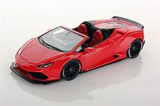 Lamborghini Huracan Spyder Aftermarket 1 43 Looksmart Models