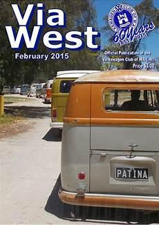 viawest february 2015 by vw club of wa inc issuu