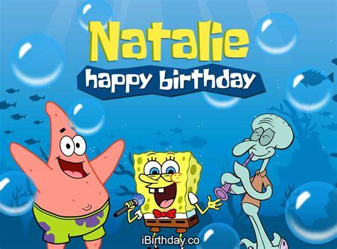 Happy Birthday Natalie Gif