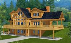 mountain house plans with walkout basement mountain home plans with walkout basement