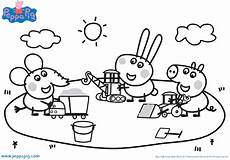 Peppa Wutz Ausmalbilder A4 Activities And Color Ins To Print Out And