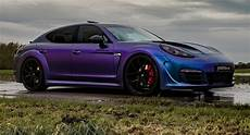 the 90s called they want this tuned porsche panamera