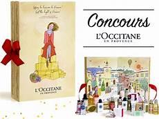Concours 3 Calendriers De L Avent L Occitane 224 Gagner