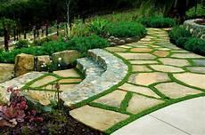 Ideen Gestaltung Steingarten - 40 brilliant ideas for pathways in your garden