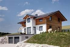 Tradition In Modern Massivholzhaus Sonnleitner