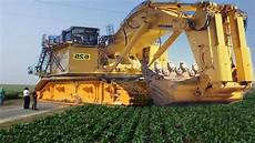 amazing massive modern machines heavy equipment excavator machines largest harvesting
