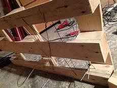 schublade geht immer auf palettentisch 2 zwei etagen bessere schubladenf 252 hrung