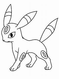 Malvorlagen Easy Umbreon Drawing At Getdrawings Free