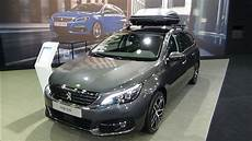 peugeot 308 sw active business 2018 peugeot 308 sw exterior and interior auto