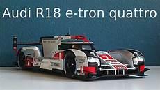 Audi R18 E Quattro 7 24h Le Mans 2015 1 18 Spark